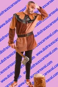 Campesino medieval damero