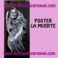 poster la muerte halloween