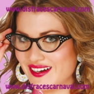gafas 50s grease