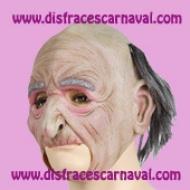 Mascara de viejo