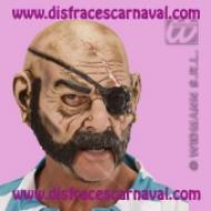 mascara viejo pirata