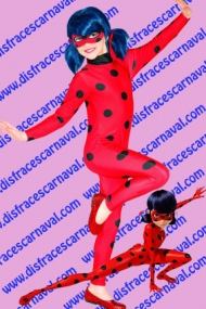disfraz Ladybug