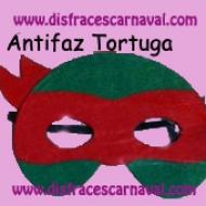 antifaz tortuga ninja roja