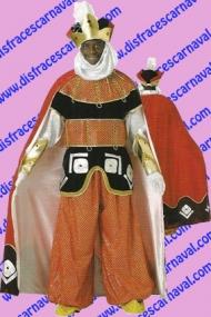 disfraz rey baltasar