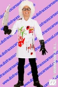 disfraz cientifico loco