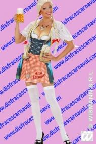 delantal alemana