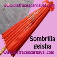 sombrilla geisha
