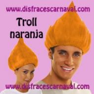 peuca troll naranja