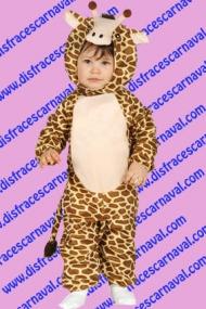 disfraz jirafa bebe