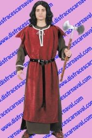 disfraz plebeyo mercado medieval