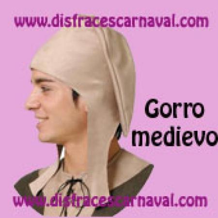 gorro medieval