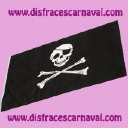 Bandera pirata grande