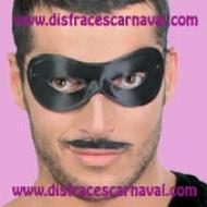 antifaz negro ojos