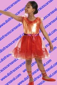 disfraz bailarina barato