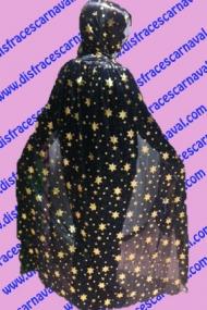 capa mago estrellas