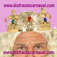 corona metal rey