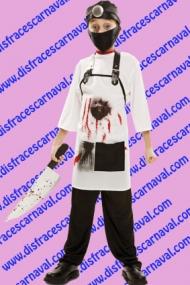 disfraz doctor muerte
