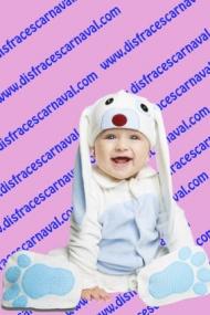 disfraz conejito bebe