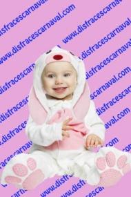 disfraz conejita bebe