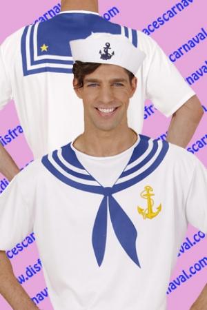 camiseta marinero