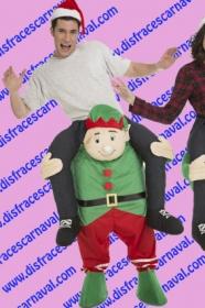 montado en elfo