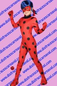 disfraz lady bug