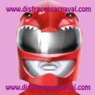 casco power ranger
