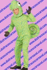 disfraz camaleon