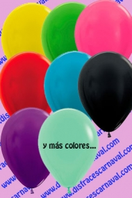 Globos latex Sempertex