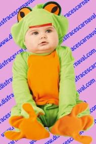 disfraz rana bebe