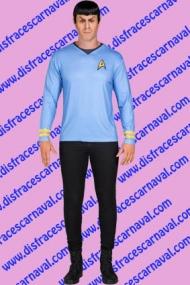 camiseta mr spock star treck