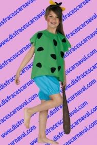 disfraz Pebbles Picapiedra