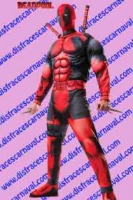 disfraz Deadpool
