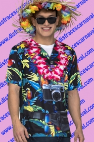 camiseta hawai
