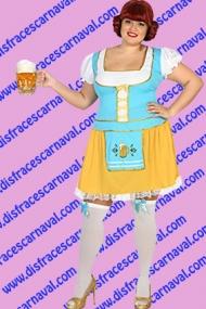 disfraz alemana