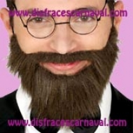 barba castaño