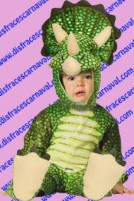 disfraz dinosaurio bebe