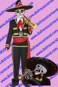 disfraz mejicano mariachi coco