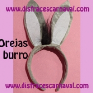 diadema orejas de burro