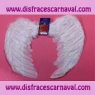 Alas de angel de plumas