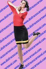 disfraz Olivia novia de Popeye