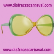 Gafas 70 degradadas