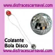 Collar bola disco