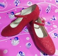 Zapatos rojos dorothy