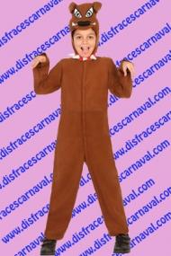 disfraz perro marron