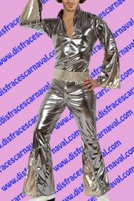 disfraz disco hombre 70-80