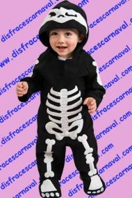 Esqueleto Bebe 1-2 años
