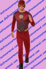 disfraz Flash Marvel