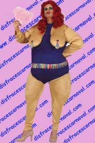 disfraz drag queen