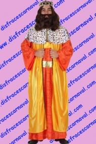 disfraz rey mago barato